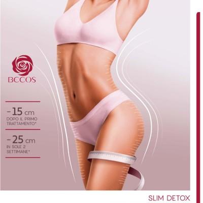 Slim & Detox - Trattamento Detossinante Rimodellante