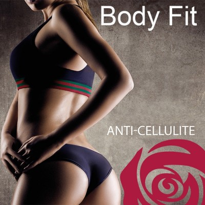 Body Fit -cellulite Modella Silhouette