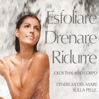 Thalasso -fango D'alga Drenante Riduce Cellulite