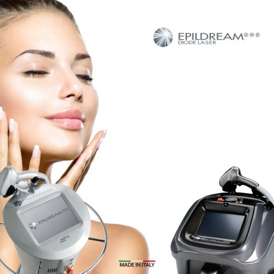 Epildream Diode Laser Micro Aree Donna