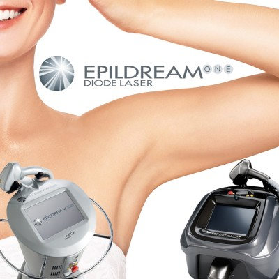 Epildream Diode Laser Medium Aree Donna