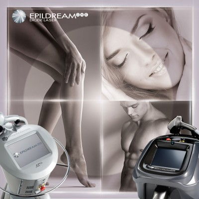 Epildream Diode Laser Aree 2 Large 1 Medium