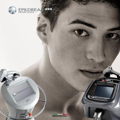 Epildream Diode Laser Micro Aree Uomo