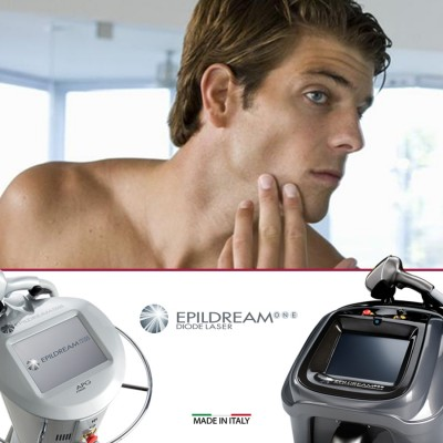 Epildream Diode Laser Small Aree Uomo