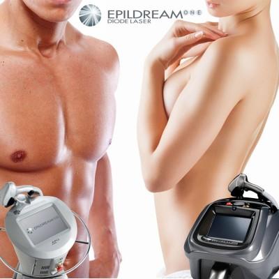 Epildream Diode Laser Body Parziale Uomo