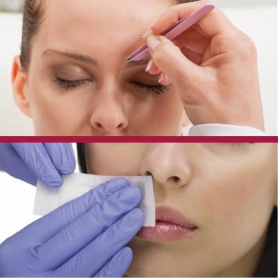 Epil-cera Labbra + Sopracciglia Delineata