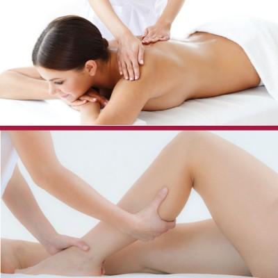 Massaggio Linfodrenaggio Manuale - 60 Minuti