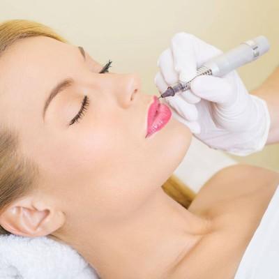 Trucco Semipermanente Labbra Contorno+riempimento Ritocco