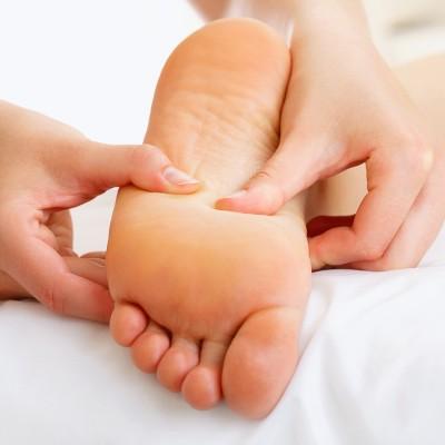 Massaggio Riflessologia Plantare 20 Minuti