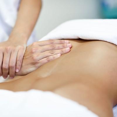 Massaggio Addome Sblocco Diaframmale - 20 Minuti