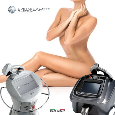10 Epildream Diode Laser Total Body-face