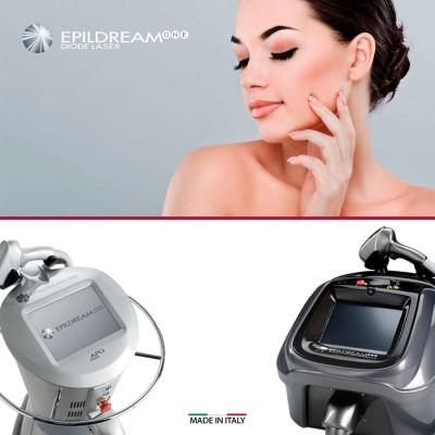 Programma 4 Sed. Epildream Diode Laser Small Aree Donna