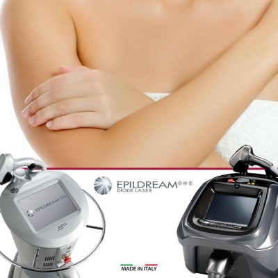 Programma 4 Sed. Epildream Diode Laser Medium Aree Donna
