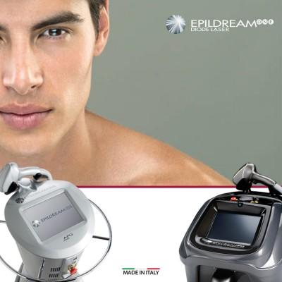 Programma 4 Sed. Epildream Diode Laser Micro Aree Uomo