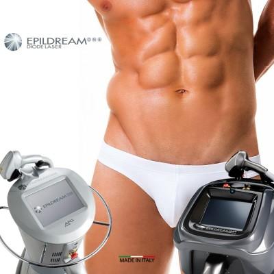Programma 4 Sed. Epildream Diode Laser Total Body Uomo