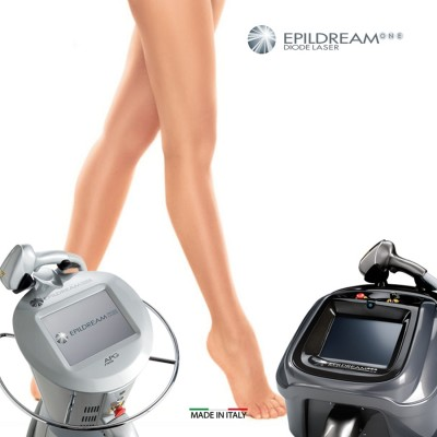 Programma 6 Sed. Epildream Diode Laser Extra Large Aree Donna