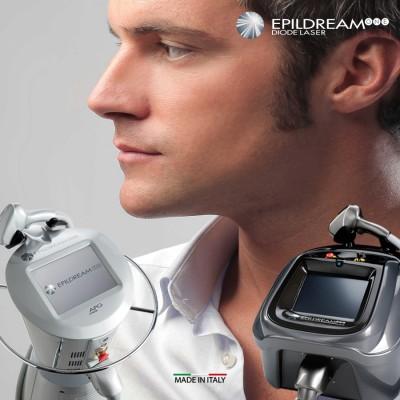 Programma 6 Sed. Epildream Diode Laser Small Aree Uomo