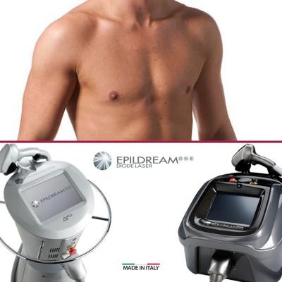 Programma 6 Sed. Epildream Diode Laser Medium Aree Uomo