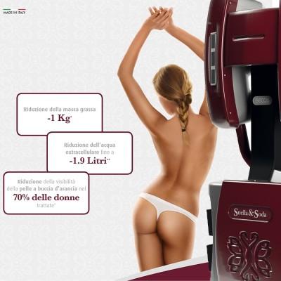 Snella & Soda Dren Elettrostimolazione -8 Sedute