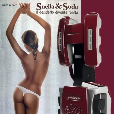 Snella & Soda Tonic Elettrostimolazione -8 Sedute