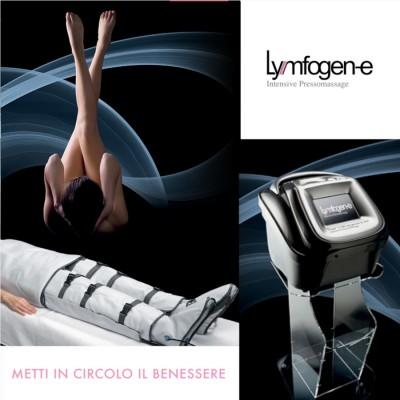 Linfogen-e Intensive Pressomassaggio Professionale -4 Sedute