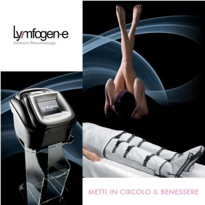 Linfogen-e Intensive Pressomassaggio Professionale -8 Sedute