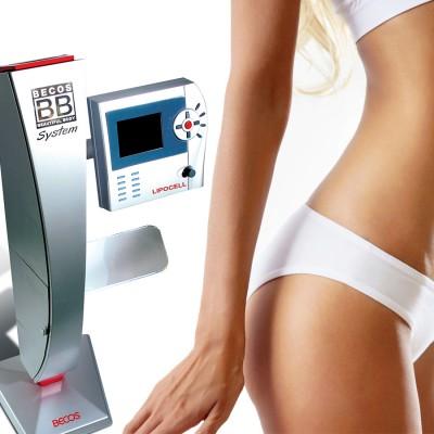Lipocel-ultrasuono Adipe-cellulite -8 Sedute
