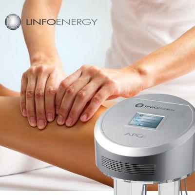 Pressoterapia Tecnologia Linfo-drenante +massaggi -8 Sedute