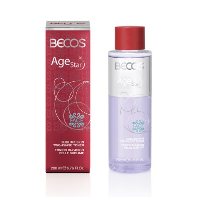Age Star Tonico Bi-fasico Pelle Sublime