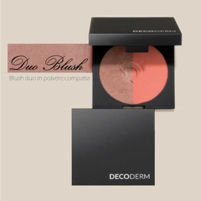 Decoderm Duo Blush In Polvere Compatta Col.02