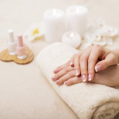40 Manicure Curativo-estetico