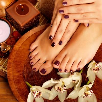 Pedicure Top 10 + 10 Top Manicure + 4 Smaltosemipermanente