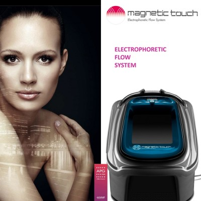 Magnetic Touch Eletroforesi Trasdermica (opzionale) -4 Sed.