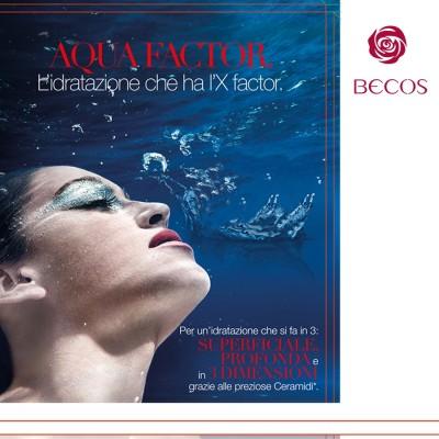 Idratazione Nutrimento Intenso -becos Aqua Factor