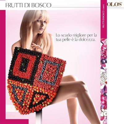 Pelle Sensibile Fragile -olos Frutti Di Bosco
