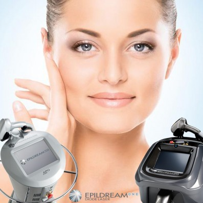 EPILDREAM DIODE LASER Small Aree Donna