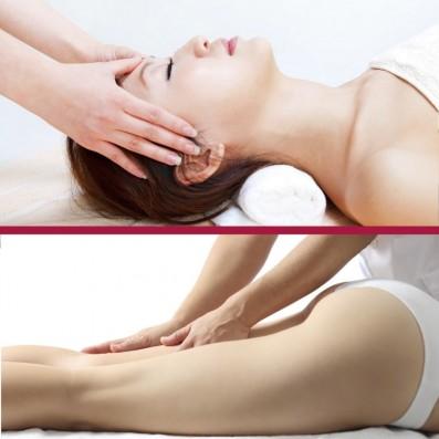 BeCosmetic Massage Body-Face -60 Minuti