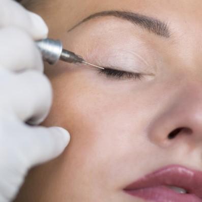 Trucco Semipermanente Eye Liner Parziale