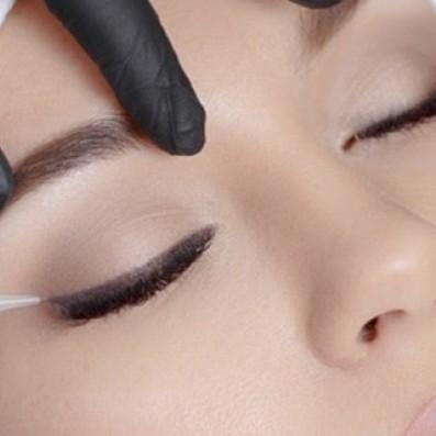 Trucco Semipermanente Eye Liner Parziale Ritocco