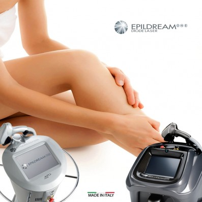 Programma 10 Sed. EPILDREAM DIODE LASER Large Aree Donna