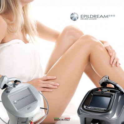 Programma 10 Sed. EPILDREAM DIODE LASER Extra Large Aree Donna