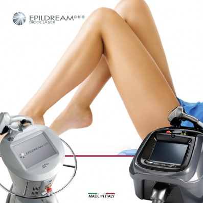 Programma 4 Sed. EPILDREAM DIODE LASER Extra Large Aree Donna