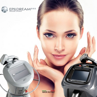 6 EPILDREAM DIODE LASER Aree SMALL