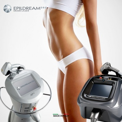 6 EPILDREAM DIODE LASER Total Body-Face