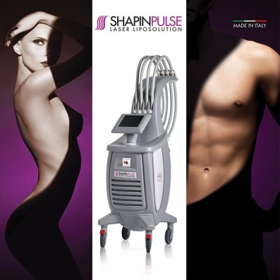 SHAPINPULSE LASER Liposolution ManipoIi (4) -Azione Strong ADIPE -2 Sedute