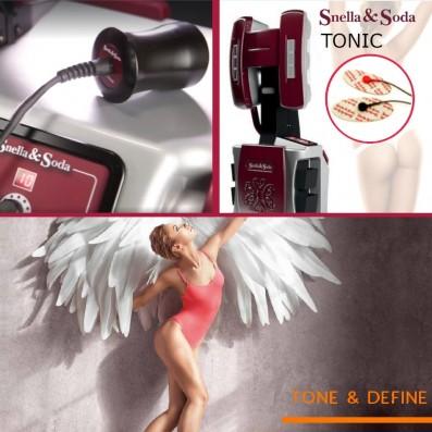 RIDUCE ATONIA- Snella & Soda TONIC+ Onda Elastica -18 Trattamenti 10 Sed.