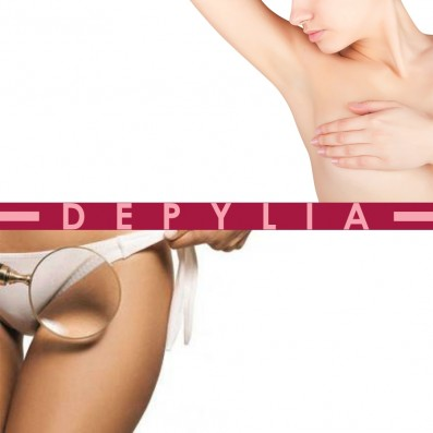 10 Sedute EPIL-CERA Braccia +Ascelle +Inguine