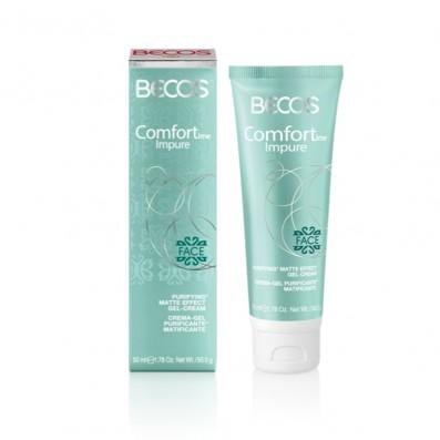 Comfortime Impure Crema-Gel Purificante Matificante