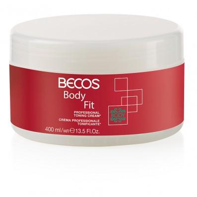 Body Fit Crema Tonificante Professionale 400 ml