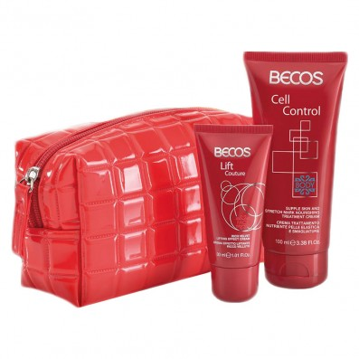 BECOS On The Road Kit Viso-Corpo